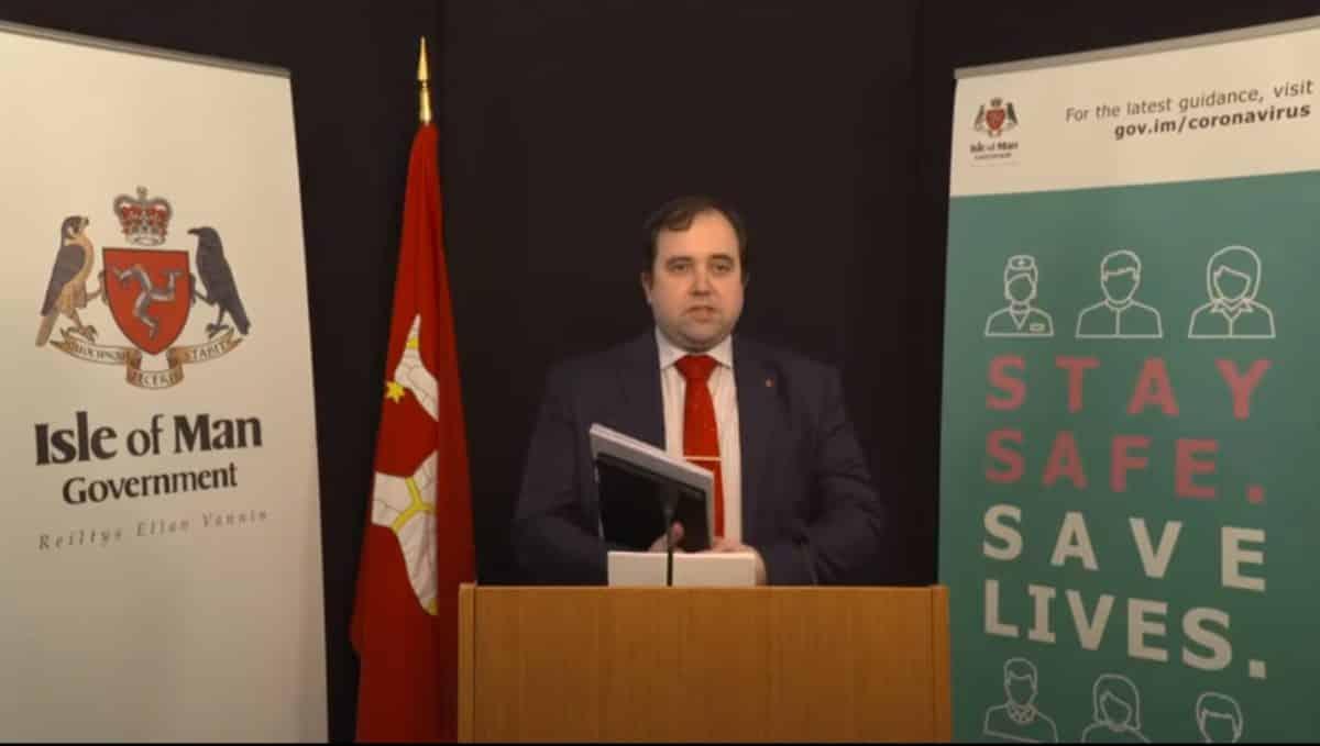 Isle of Man Government Coronavirus Briefing - Thursday 21st May 2020