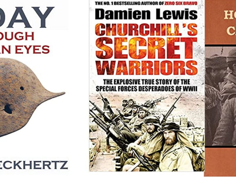 WW2 Book Covers