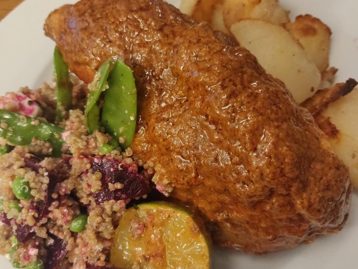 Smokey Chilli Roast Chicken from Top Bird