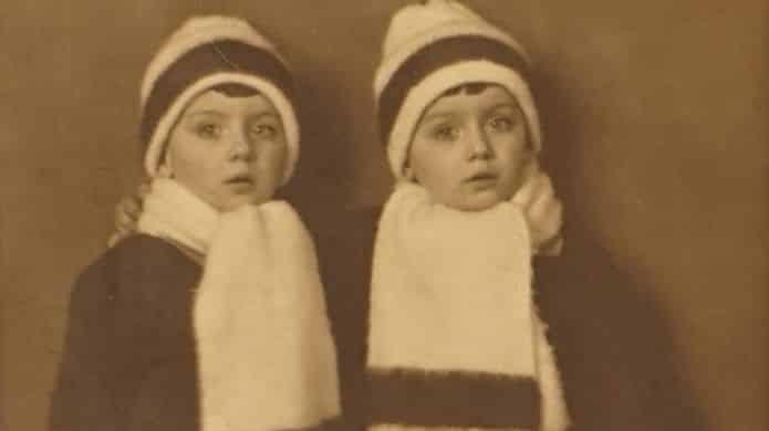Hans and Fritz Toczek
