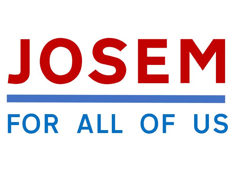 Josem - For All Of Us - Square Logo