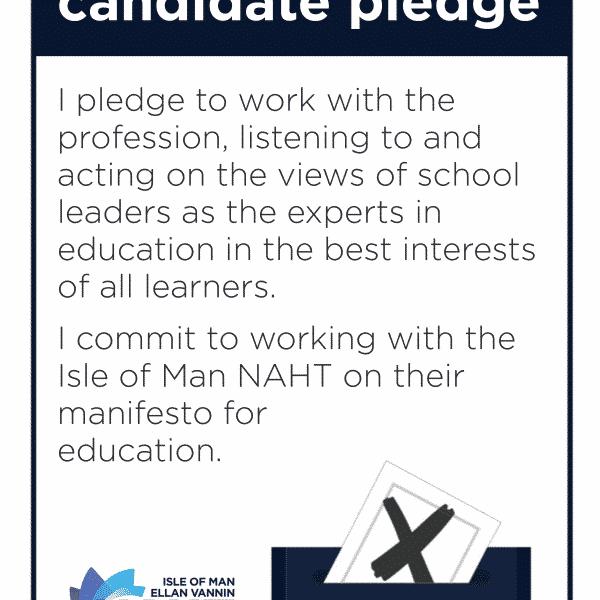 NAHT IOM Education Pledge