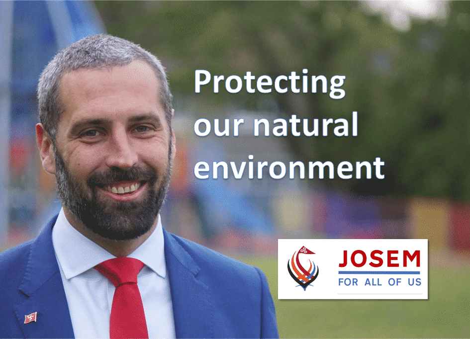 Protecting our natural environment