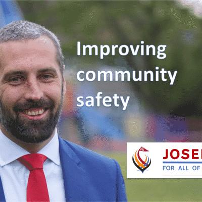 Improving community safety