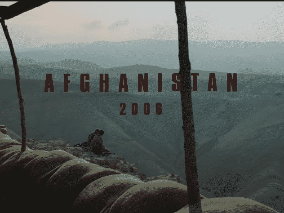 Afghanistan in Movies